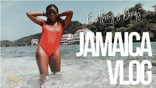 JAMAICA TRAVEL VLOG HIGHLIGHTS SUMMER 2018🌴  #VISITJAMAICA   BRITTNEY'S DIARY