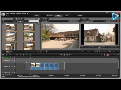 Pinnacle Studio 16 neue Funktionen und Features Übersicht