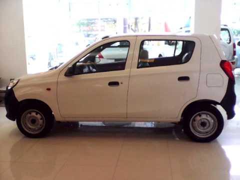 Suzuki Alto 800 Standard with Power Steering Review ...