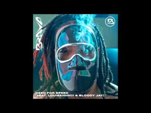 BRODINSKI feat. Louisahhh!!! & Bloody Jay - Need For Speed (Official audio)