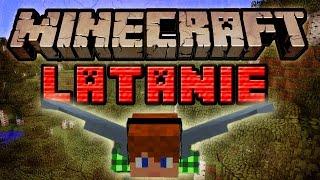LATANIE W MINECRAFT 1.9! Skrzydła?! Minecraft Poradnik!