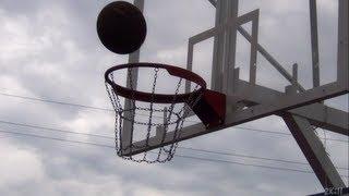 Броски в баскетбольное кольцо