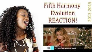 Fifth Harmony Evolution reaction!