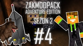 Minecraft ZAKModPack S2E4 [1.12.2] - OGR PUSTOSZEJE WIOSKĘ !
