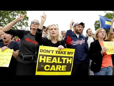 Republican Healthcare Bill Gives Tax Cuts to the Rich by Gutting Safety Net for Poor & Middle Class