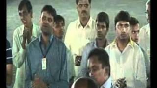 Ena Village Navratri 2011, Aarti OCT 1