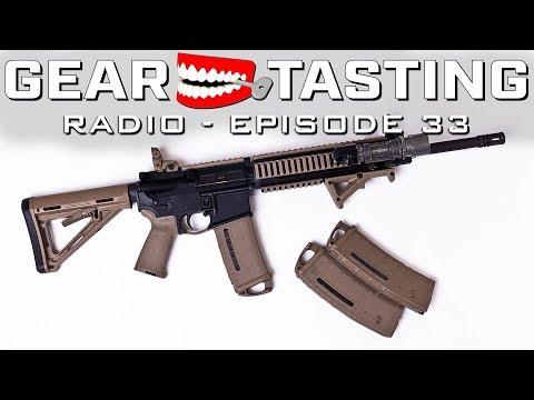 Basics of the AR-15 - Gear Tasting Radio 33