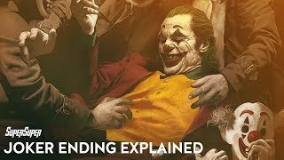Joker Movie Ending Explained | SuperSuper