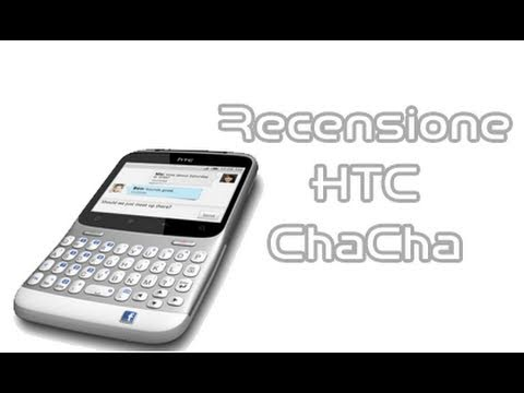 HTC ChaCha, recensione in italiano by AndroidWorld.it