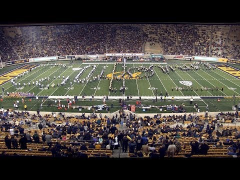 Cal Band - A Latin Experience and Alumni Band Day