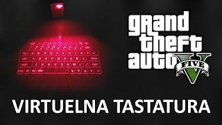 Igramo GTA V sa virtuelnom tastaturom