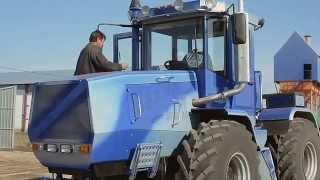 Виробництво нових тракторів на базі ХТЗ 17022