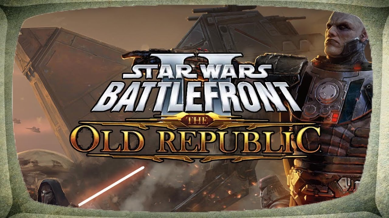Star Wars Battlefront II The Old Republic Mod YouTube - Star wars old republic us map
