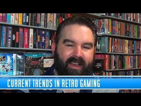 Current Trends in Retro Collecting
