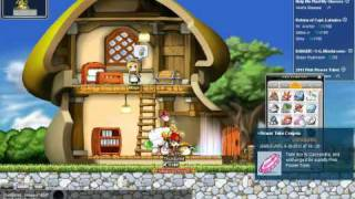 Maplestory: Crystal Chest Event