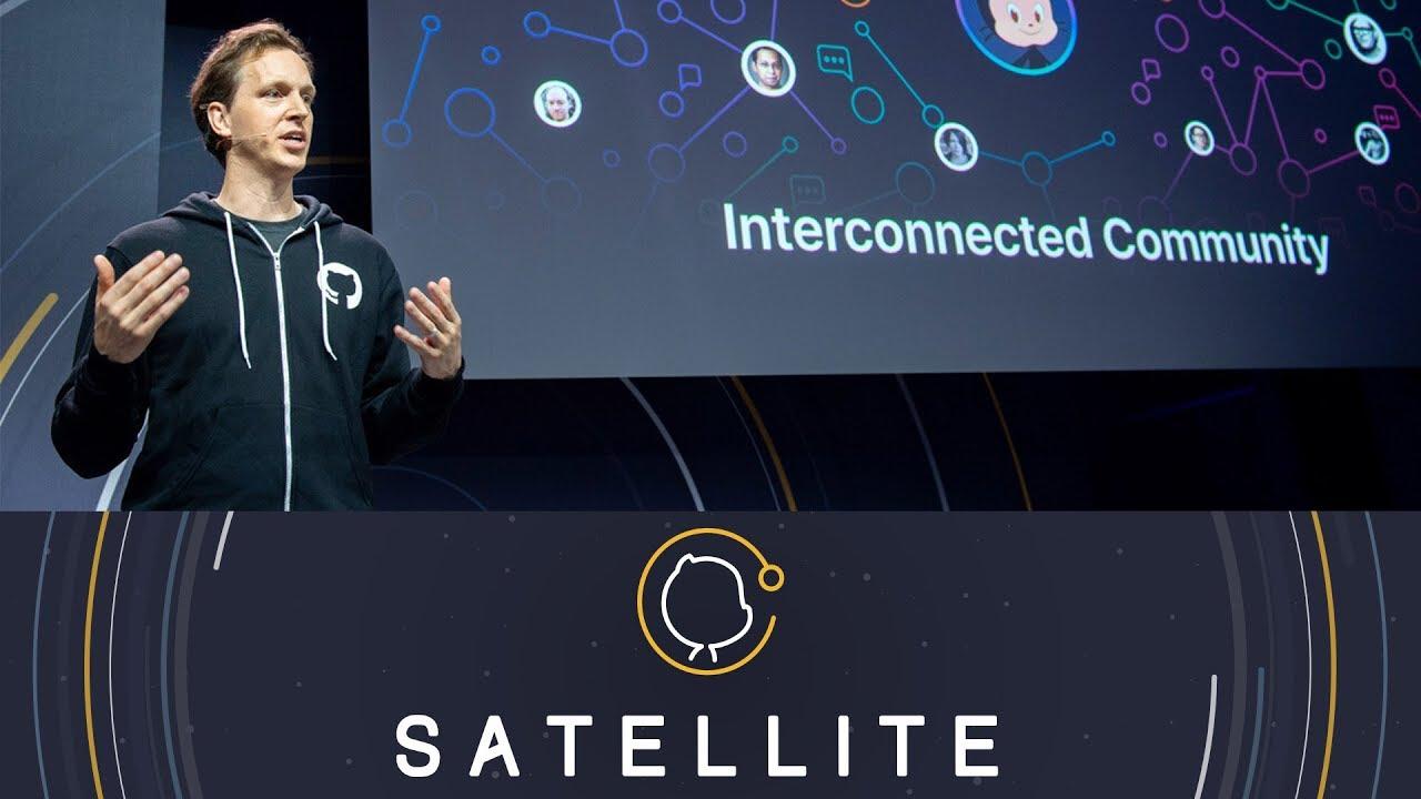 Keynote - GitHub Satellite 2019