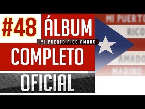Marino #48 - Mi Puerto Rico Amado [Album Completo Oficial]