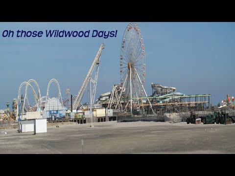 Oh Those Wildwood Days!