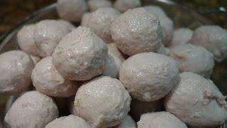 Thai Pork MeatBalls ลูกชิ้นหมู
