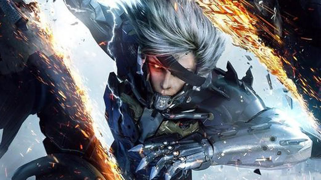 42 Hd Raiden Wallpaper On Wallpapersafari: Top 10 Video Game Cyborgs