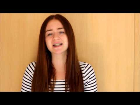 Chandelier - Sia Cover by Pia - YouTube
