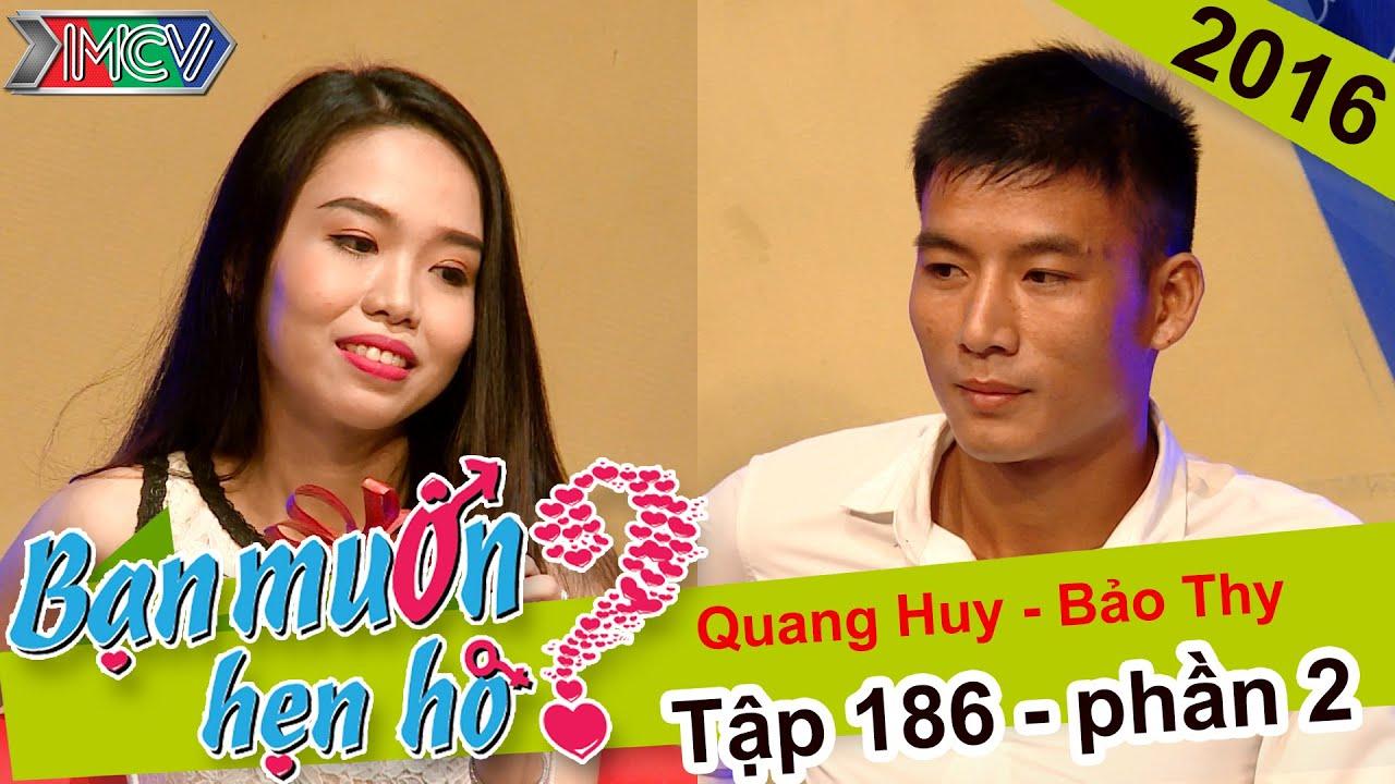 Mai mối cho cô nàng ế dài chỉ vì… nghe lời ba | Quang Huy – Bảo Thy | BMHH 186