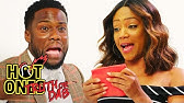 Kevin Hart and Tiffany Haddish Play Truth or DabHot Ones