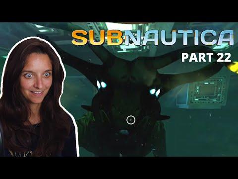 Marine biologist plays SUBNAUTICA  - Part 22
