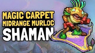 Magic Carpet Midrange Murloc Shaman by Satellite - Hearthstone
