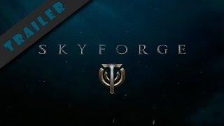Онлайн игра Skyforge׃ Трейлер