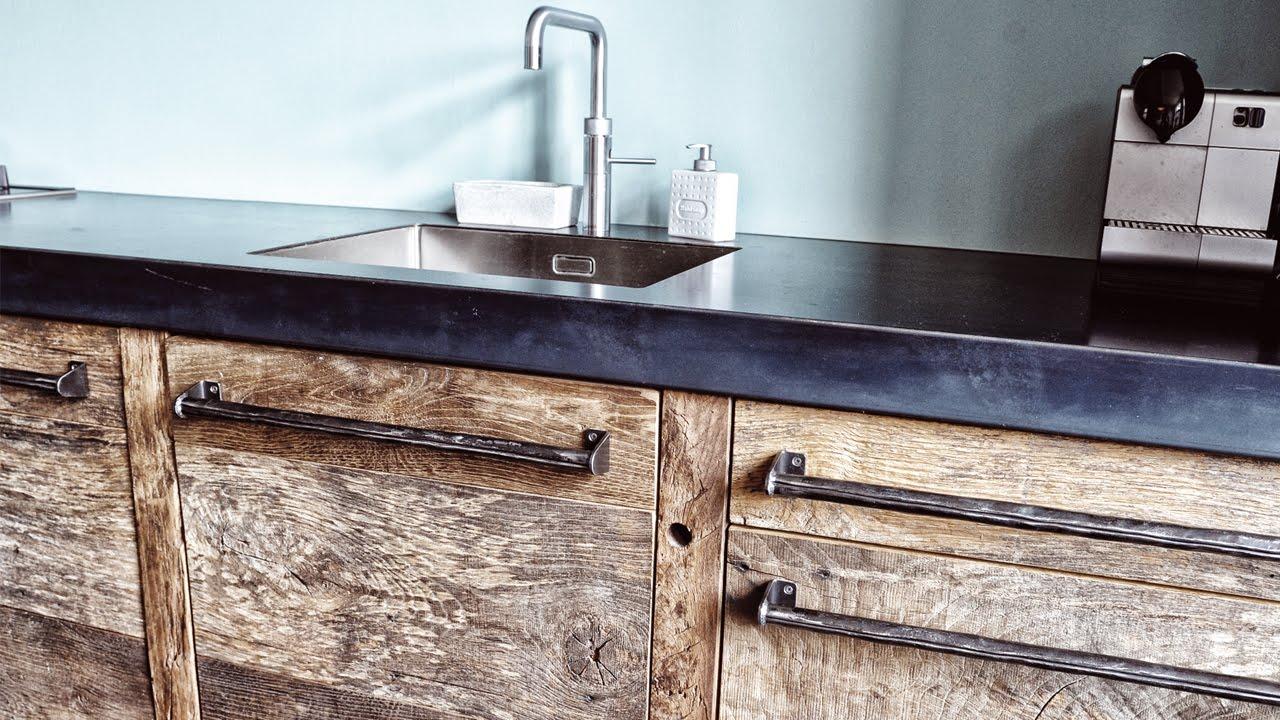 Oud houten keukens van restylexl klanten vertellen over hun oud