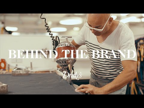 Behind The Brand | Drake's