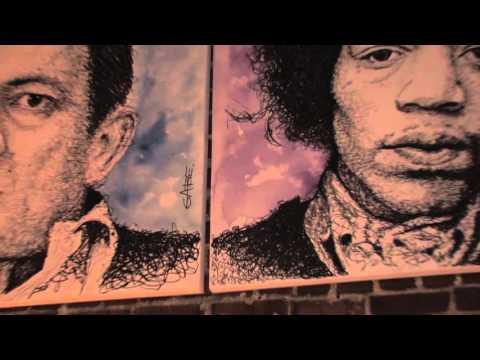 MyScene TV Profiles: Crusade Guerrilla Art Show