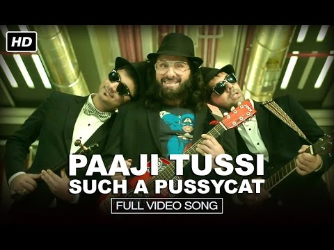 Paaji Tussi Such A Pussycat | Video Song | Happy Ending | Saif Ali Khan