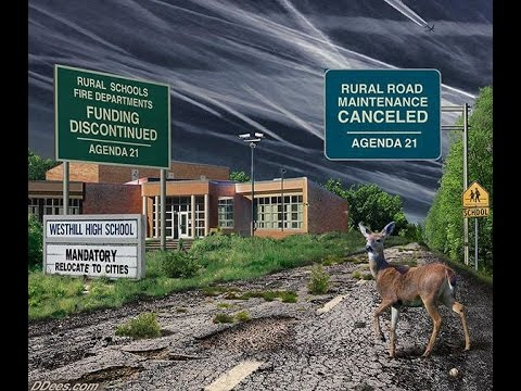 Six Deceptions Needed for Agenda 21
