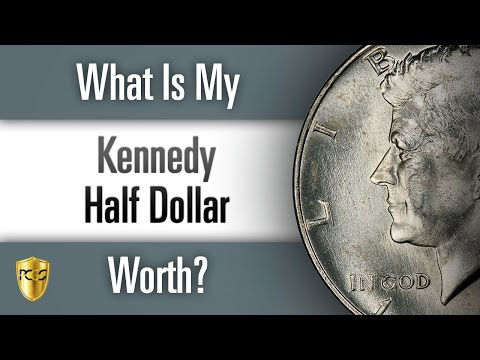 What is my Kennedy Half Dollar Worth?