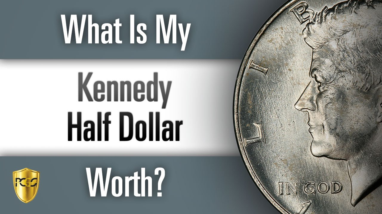 What Is My Kennedy Half Dollar Worth Youtube