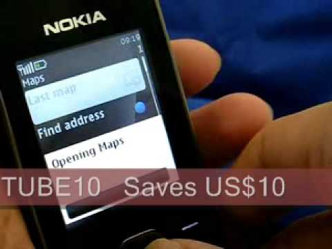 Nokia 2700 classic Unlocked Phone Unboxing Demo Video