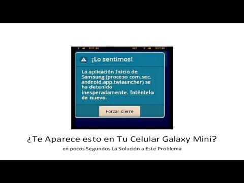 Tutorial: Solución Proceso Com.Sec.Android.App.Twlauncher 2013