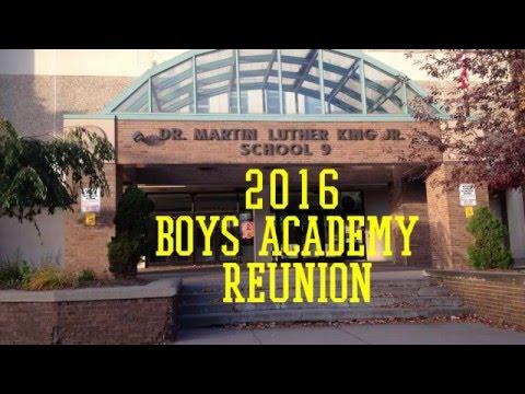 2016 Boys Academy Reunion