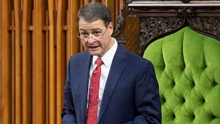 Anthony Rota's first speech as new Speaker of the House of Commons