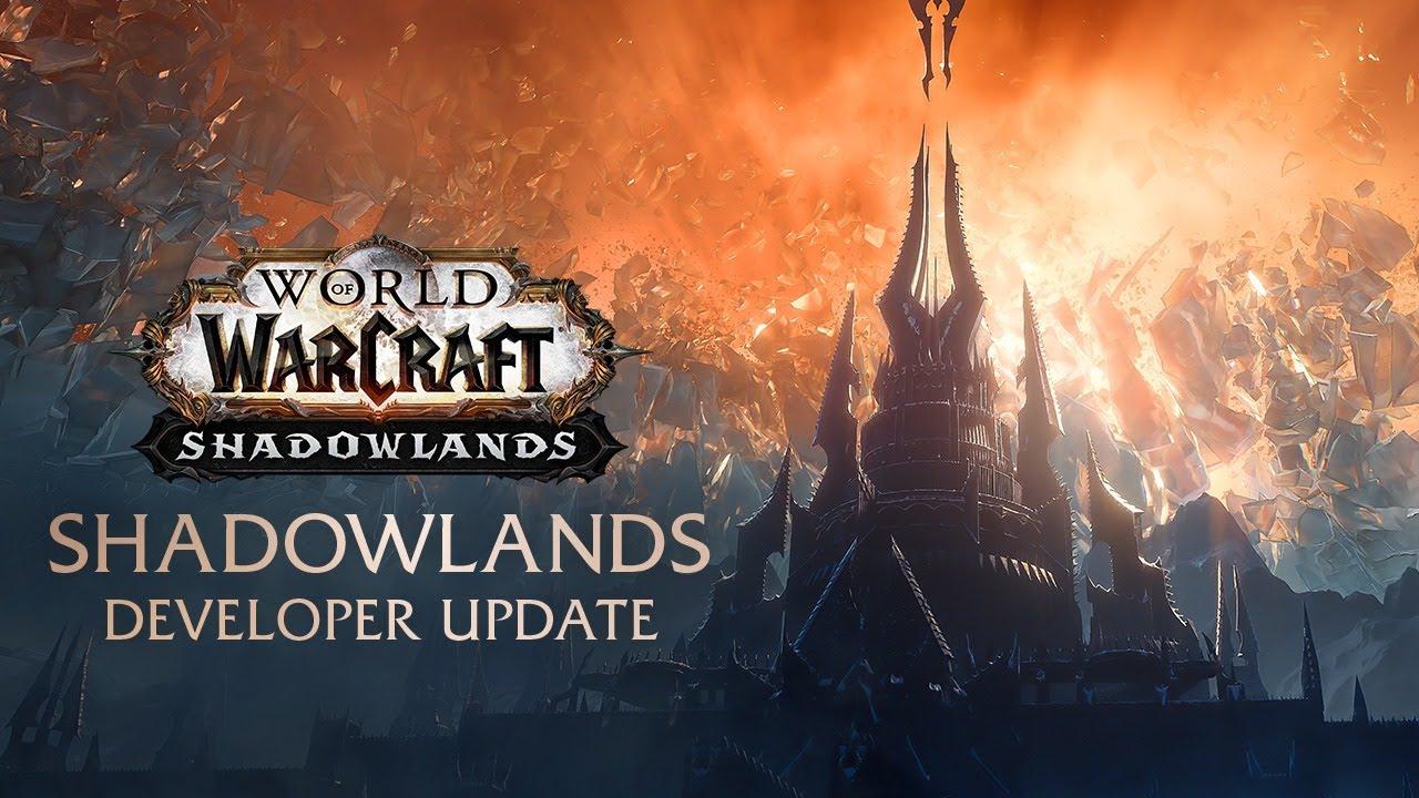 Препатч к Shadowlands выйдет 13 октября, а релиз самого дополнения переносится на конец 2020 года