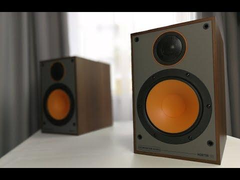 Monitor Audio - Monitor 100 bookshelf Review