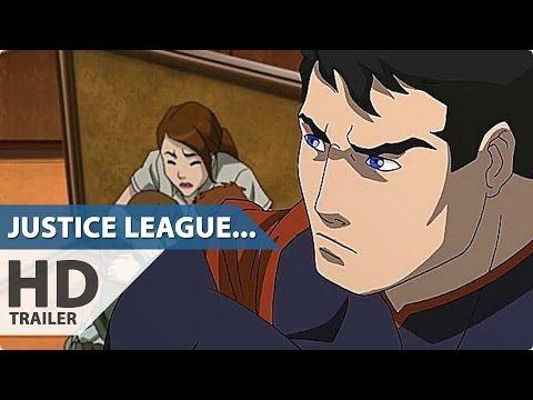 JUSTICE LEAGUE DARK Teaser Trailer (2016)