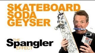 The Spangler Effect - Skateboard Soda Geyser Season 01 Episode 17