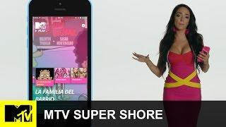 #MTVSuperShore I Mane te dice cómo desbloquear el contenido de #MTVPlay