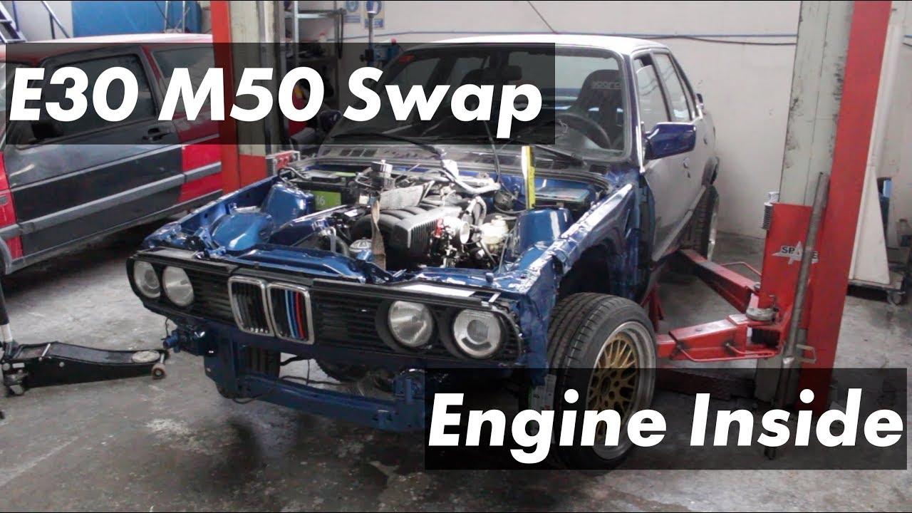 E30 M50 Swap Cost