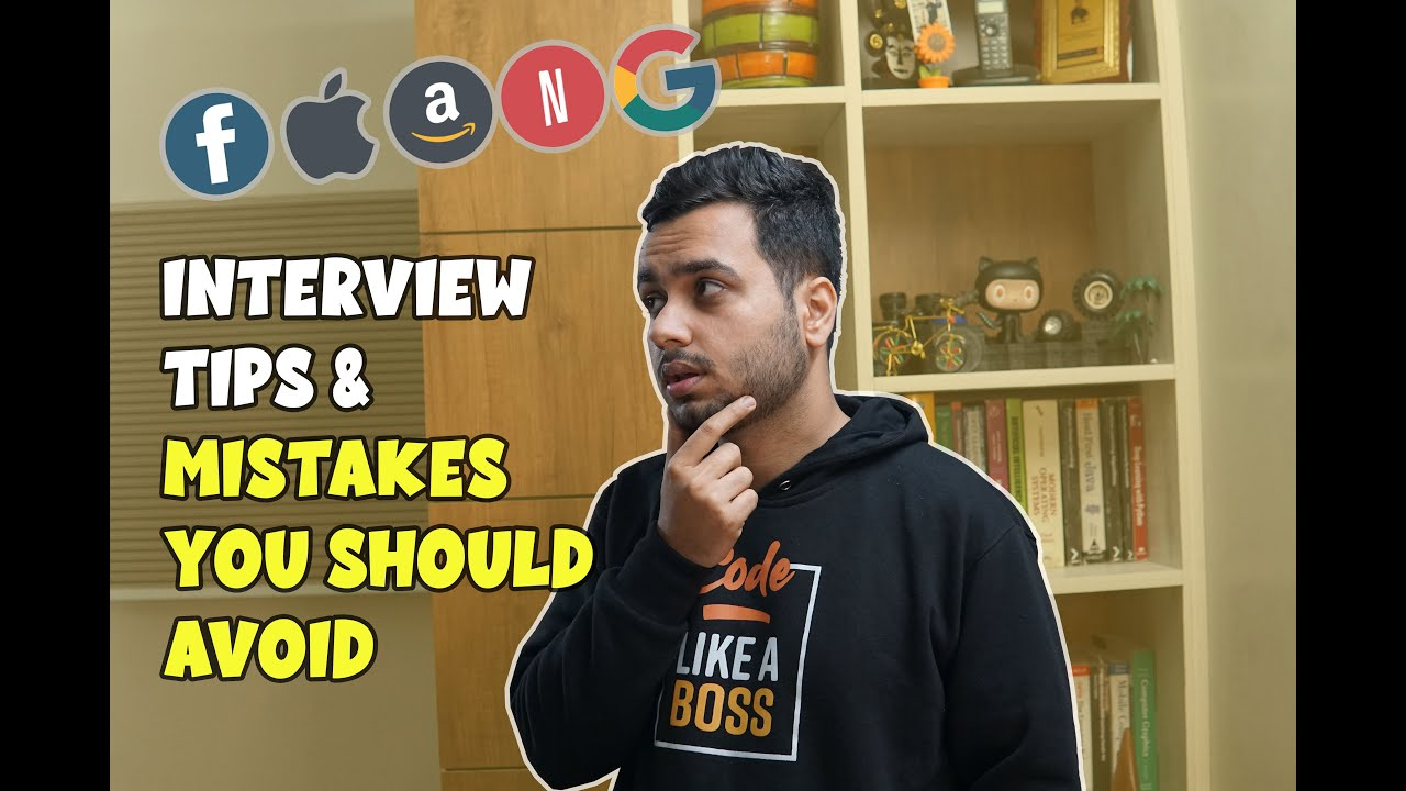 5 Best Interview Tips for Success & Mistakes Coders Do