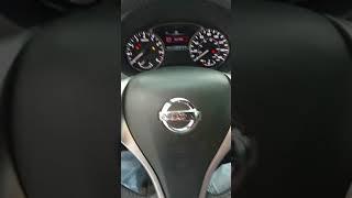 2016 Nissan Altima Self Diagnostic Mode