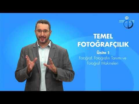 TEMEL FOTOĞRAFÇILIK
